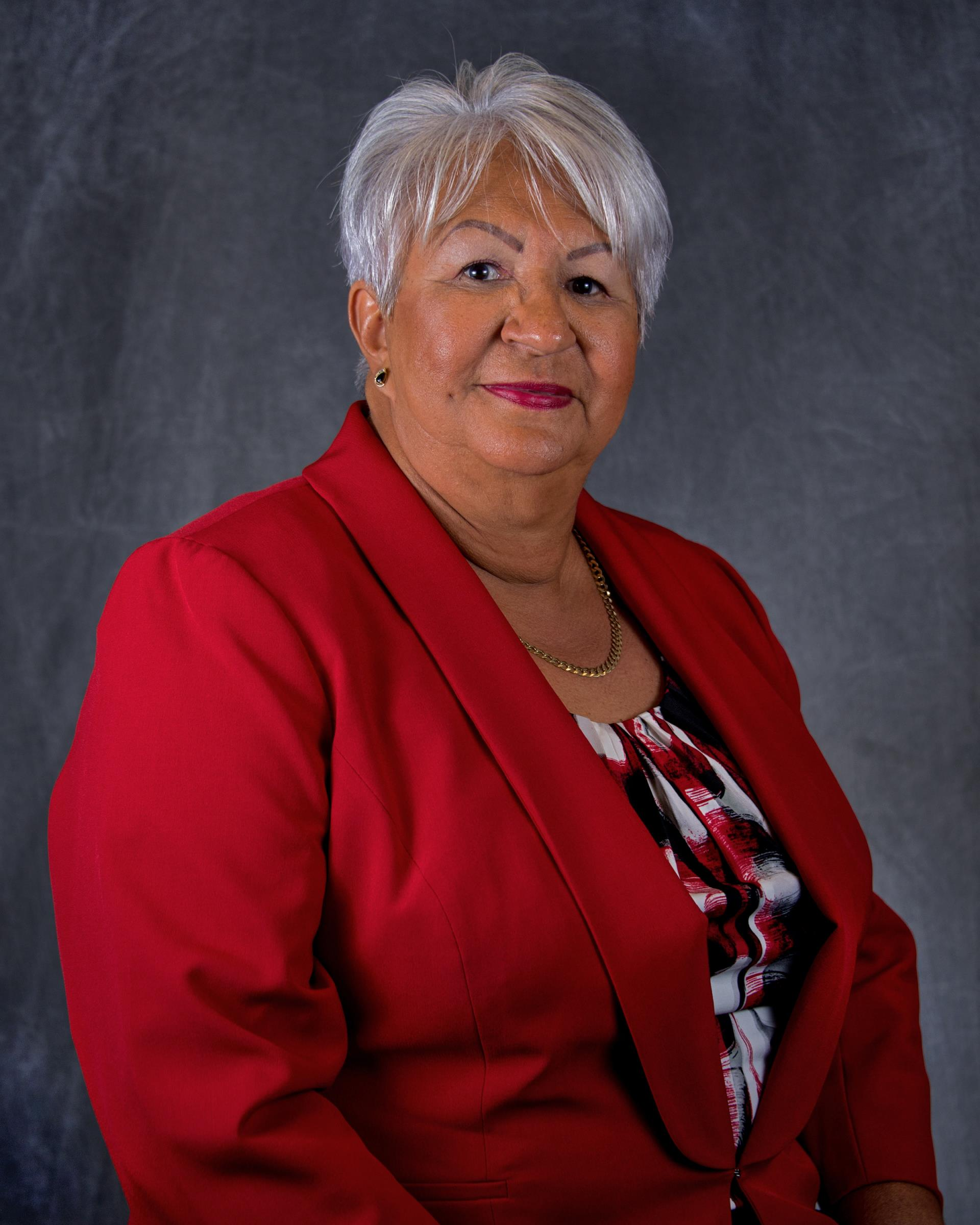 Commissioner-Elect Olga Gonzalez
