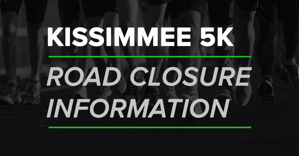 Website Graphic - 5K Road Closure
