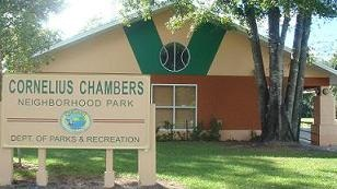 chambers front