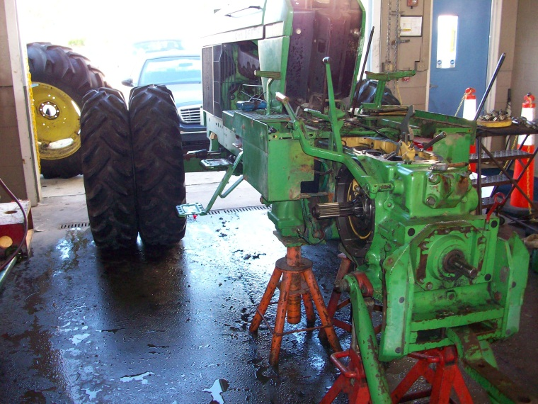 Tractor Replacement