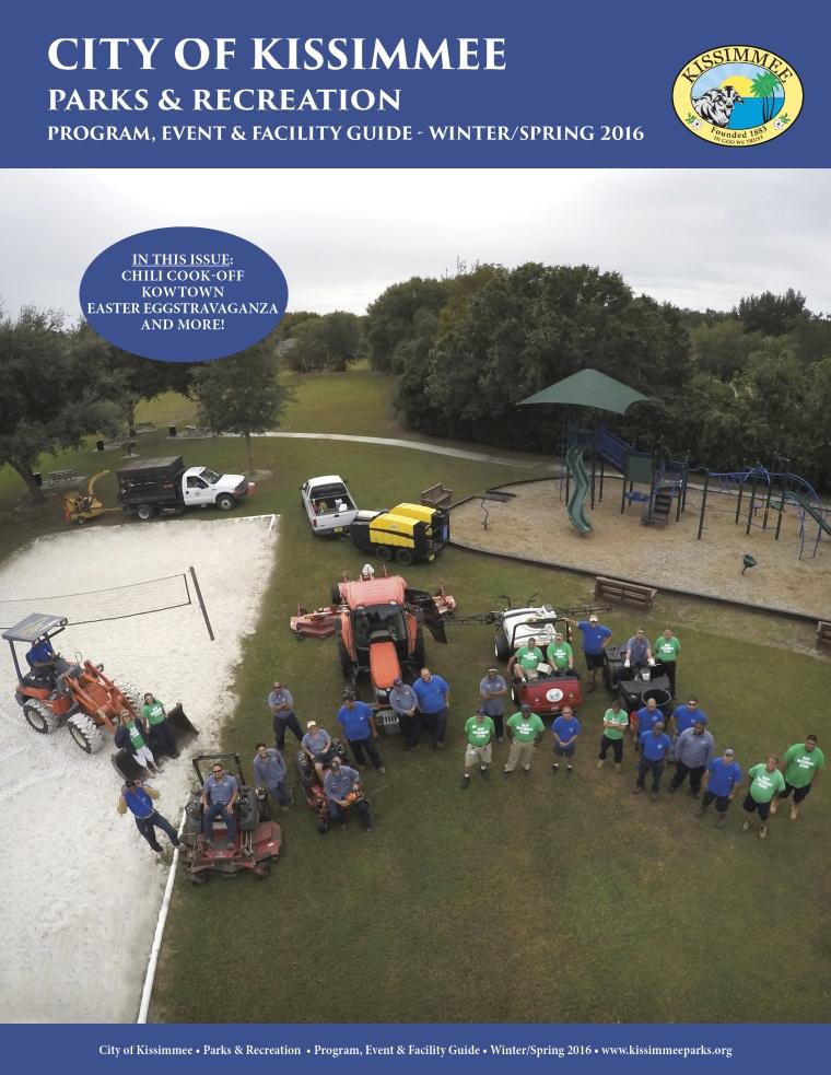 Aquatic Programs   City of Kissimmee, FL