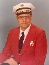Fire Chief Arlo Lawrence