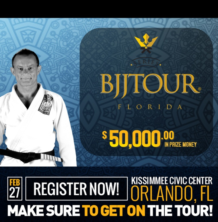Brazilian Jiu Jitsu | Civic Center Calendar | City of Kissimmee, FL