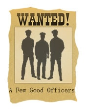 Officers Wanted