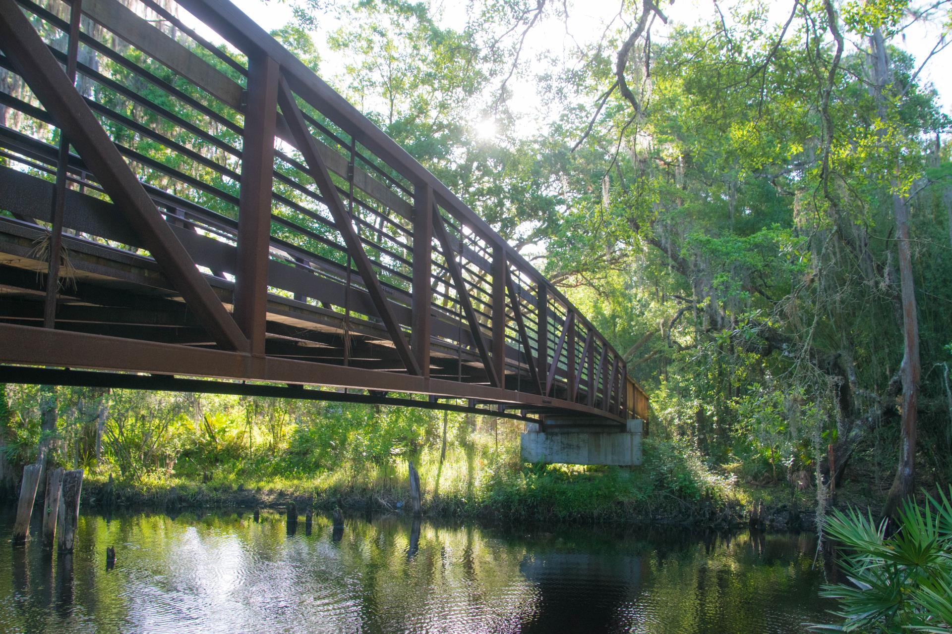 Kissimmee Florida Map.Shingle Creek Regional Park Steffee Landing Interactive Parks