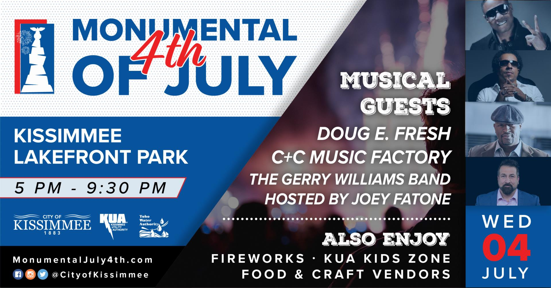 Monumental 4th of July Marketing Material_Social Media