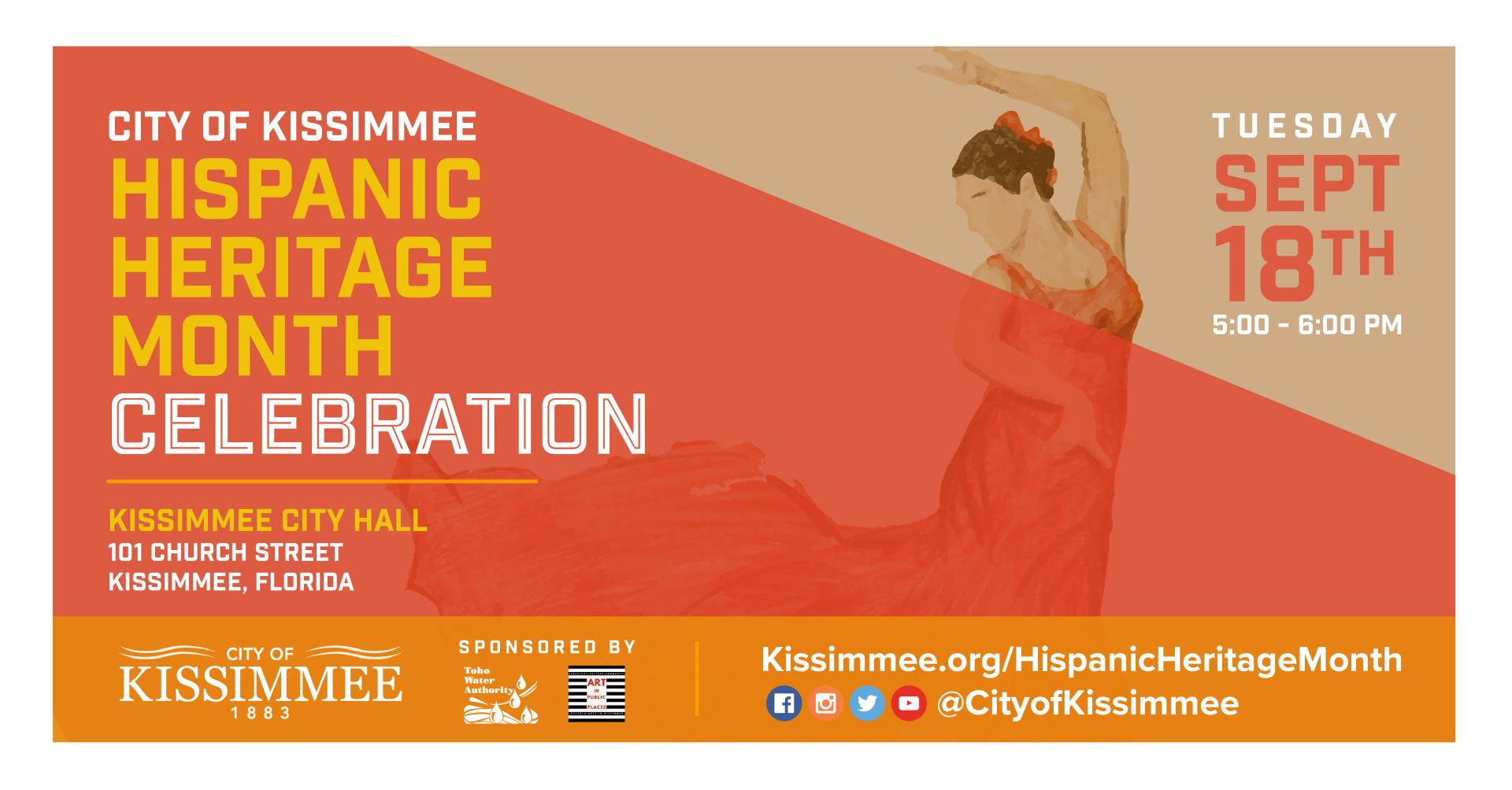 City of Kissimmee Hispanic Heritage Month Celebration_Facebook