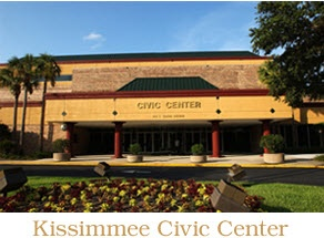 Kissimmee Civic Center - Wedding-Parties