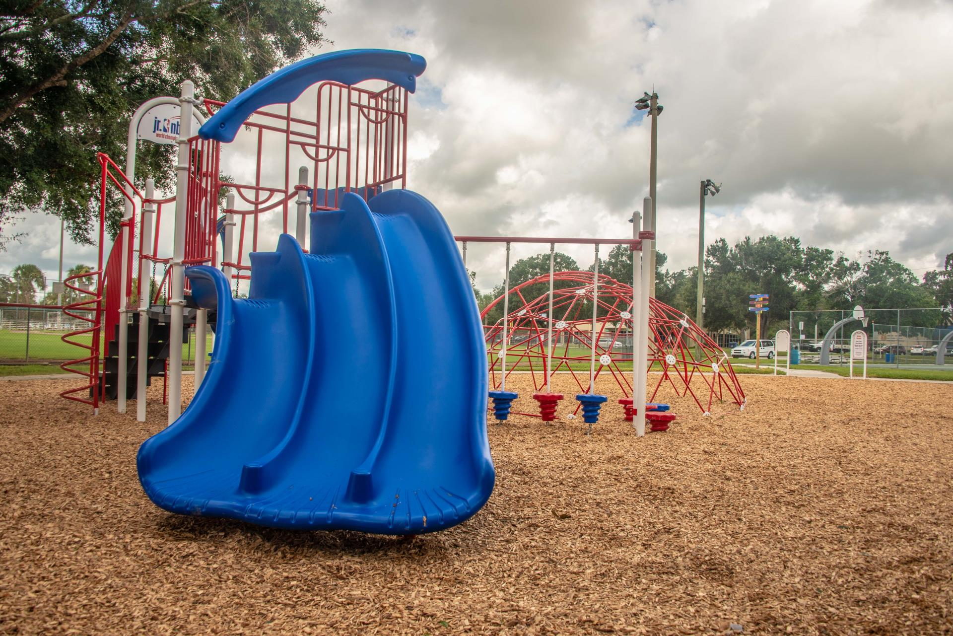Oak St Park Slides City of Kissimmee Oak Street Park Kaboom Park Build