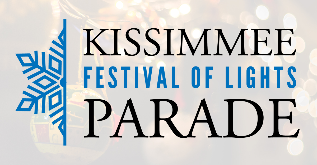 Kissimmee Festival of Lights Parade