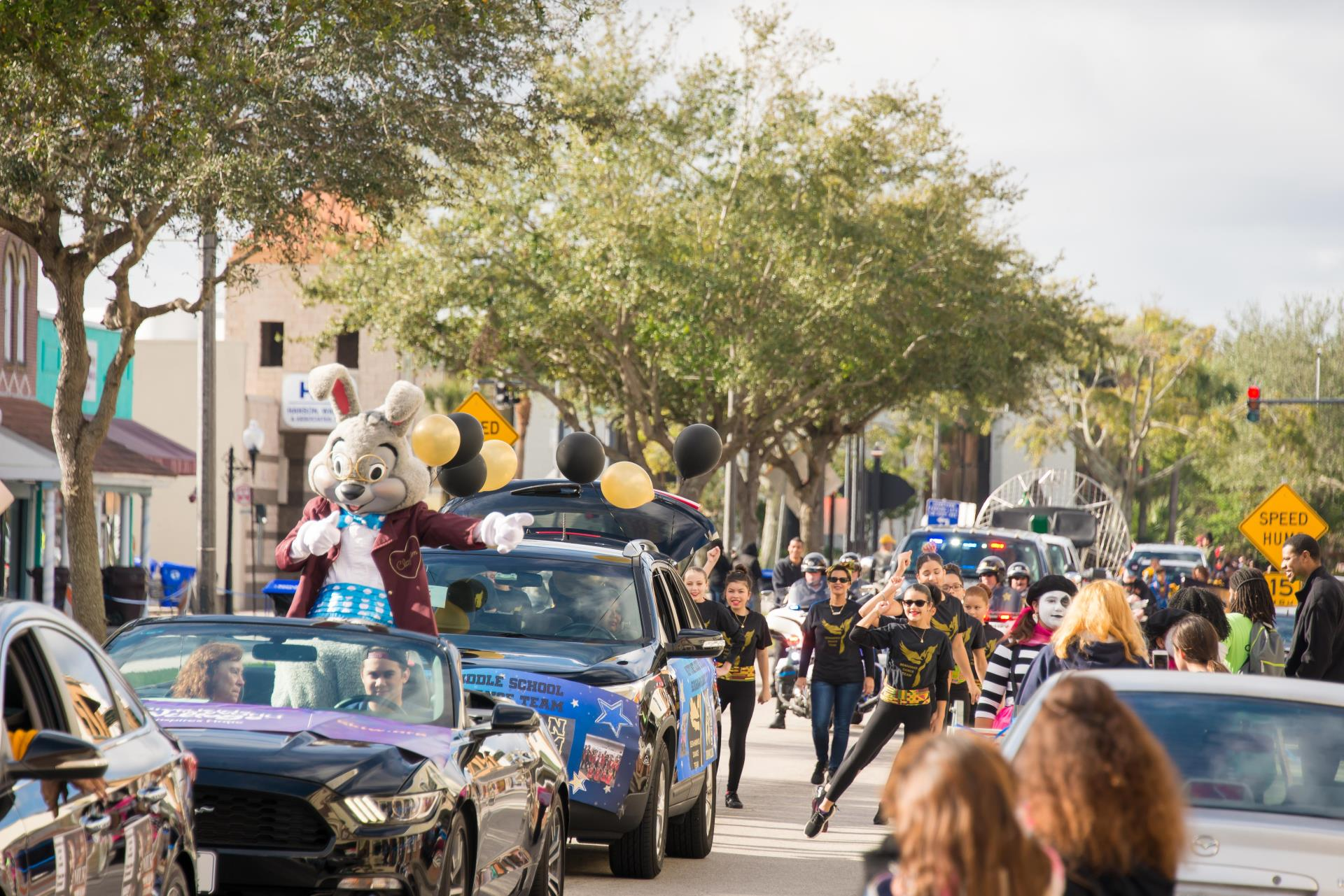MLK Unity Parade downtown Kissimmee