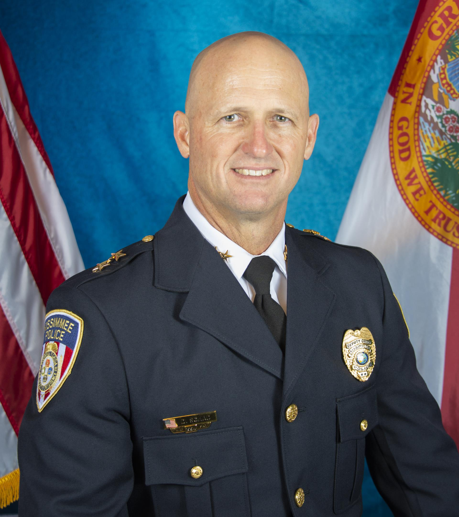 Picture of Deputy Chief Schad