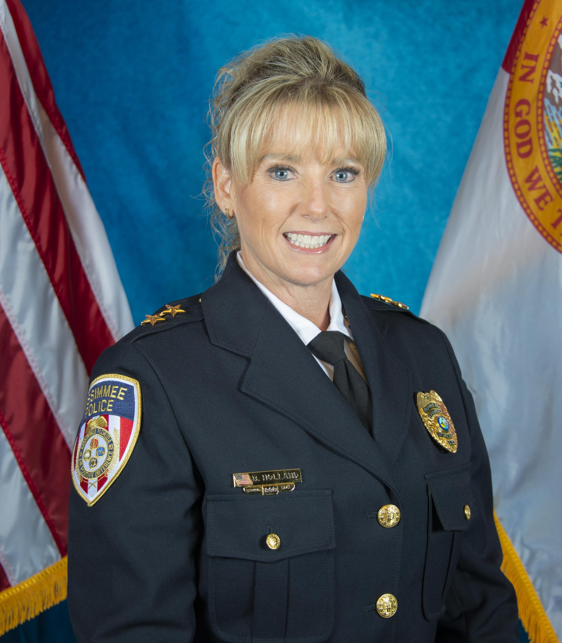 Picture of Deputy Chief Betty Holland