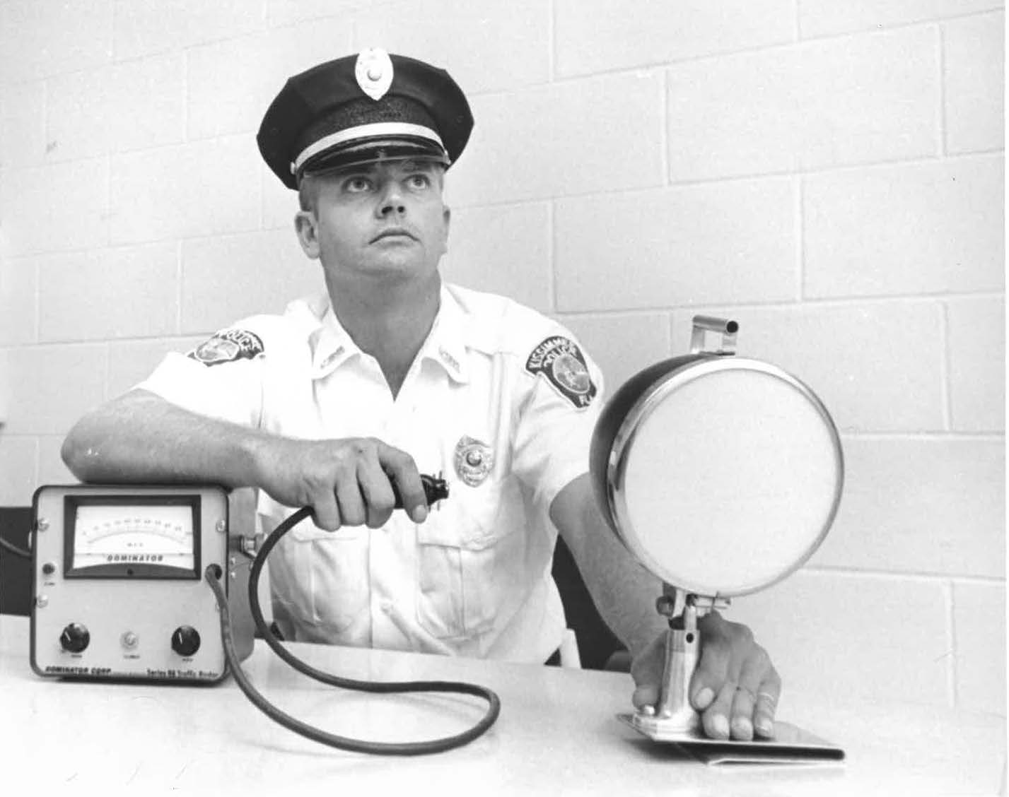 Pictures of Kissimmee Police Department Officers from the 1970's