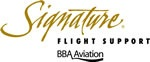 Signature Flight Support Logo
