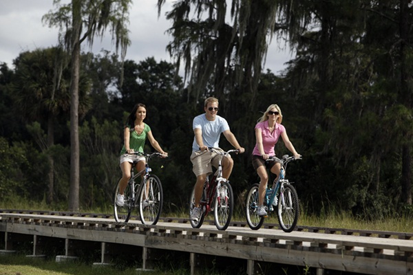 Shingle Creek Biking